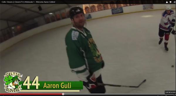 Webisode 1 – Welcome Aaron Collins!