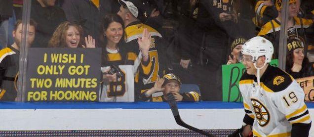 Hockey Fans aren't like Other Fans!!