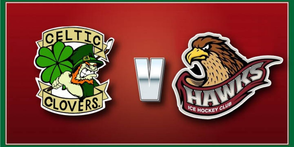 Celtic Clovers V Latvian Hawks
