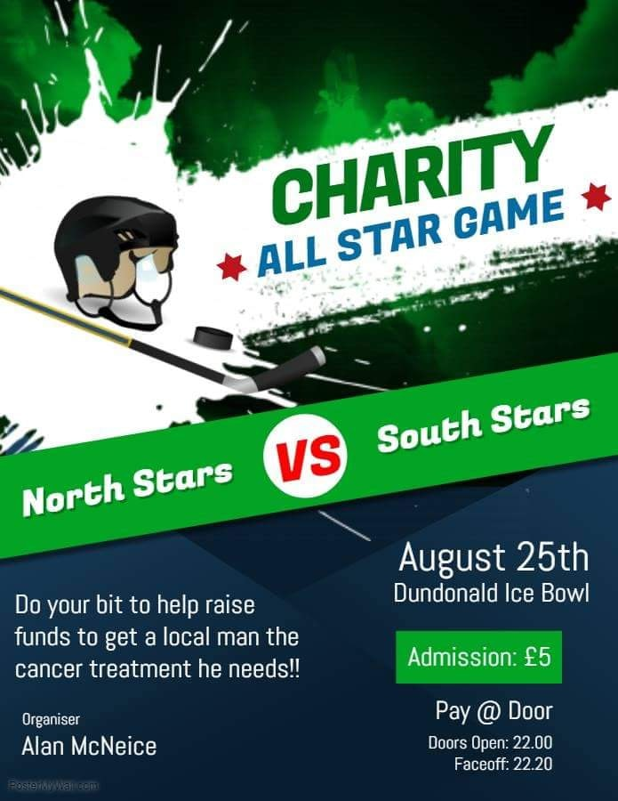 Charity Game!!!