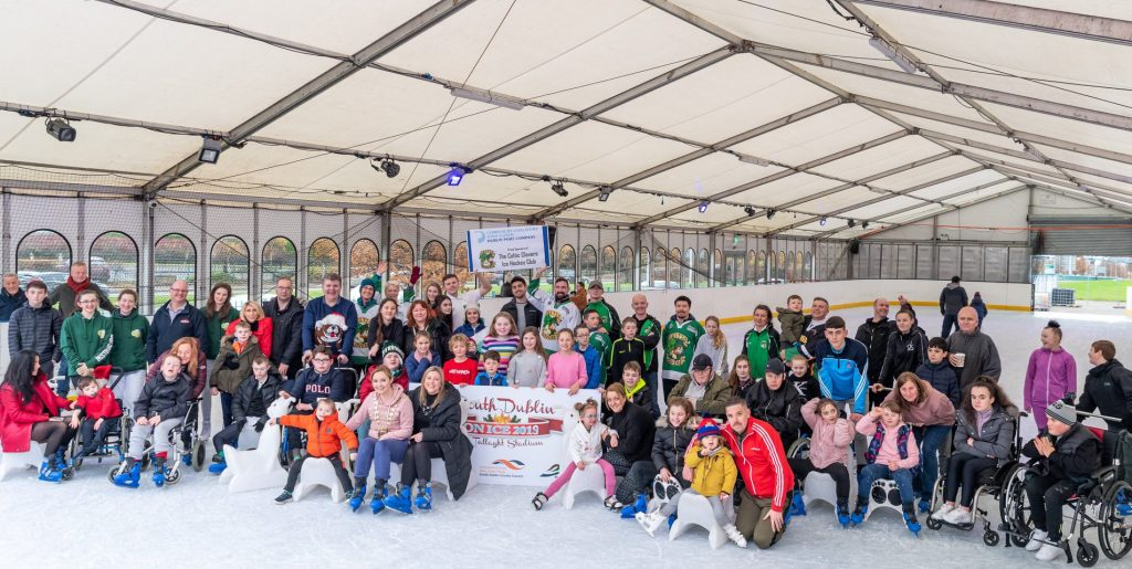 Accessible skating event 2019